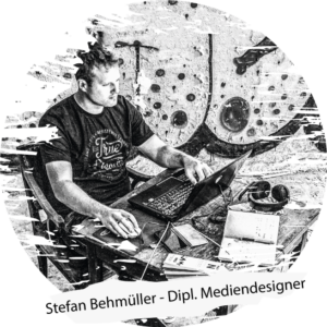 Stefan Behmueller Dipl. Mediendesigner